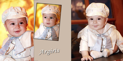 Baptism Argiri