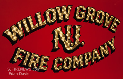 Willow Grove Fire Co. (Salem County NJ) Ladder 22-6.