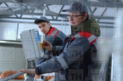 15.03.18 Запуск биологических очистных сооружений в Базарных Матаках (Расих Фасхутдинов)