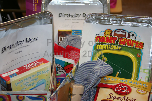 birthday box delivery 10.4.09