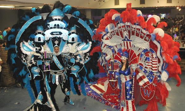 Mardi Gras Dance 2-20-2012