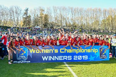 20190330 Final European Cup España - Holanda