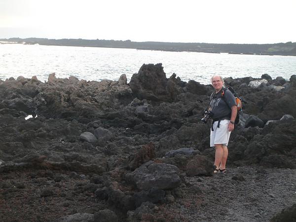 Big Island, Roads around the Volcano