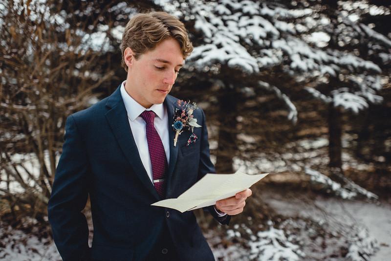 Requiem Images - Luxury Boho Winter Mountain Intimate Wedding - Seven Springs - Laurel Highlands - Blake Holly -497.jpg