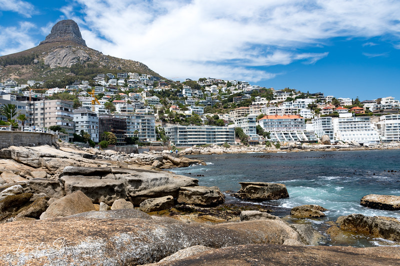 Bantry Bay under Lion's Head
