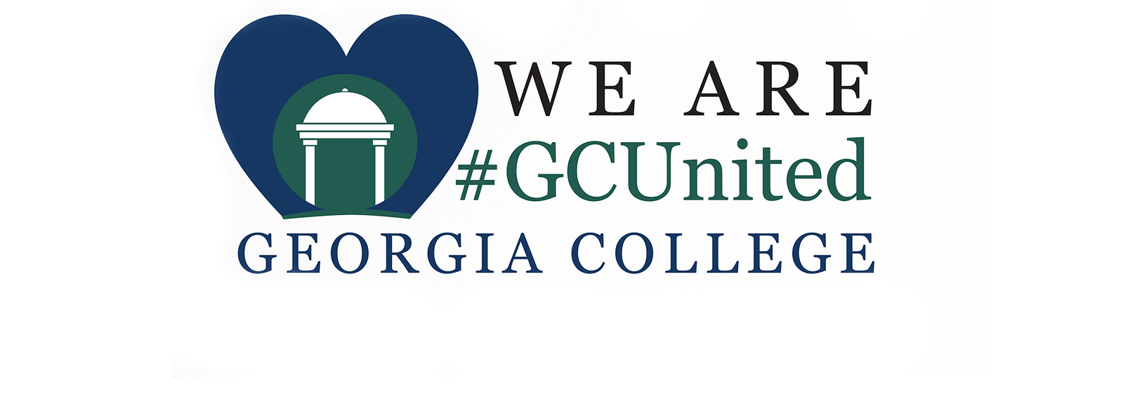 Image for #GCUnited going strong, offering support for Georgia College and local community