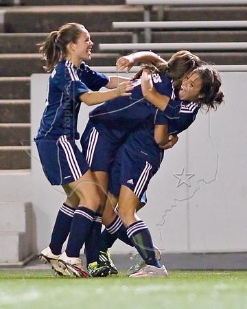 CHS Girls Varsity Soccer 2011