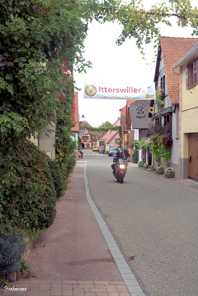 Itterswiller, Alsace Wine Route, Alsace, France, 09/03/2018 This work is licensed under a Creative Commons Attribution- NonCommercial 4.0 International License