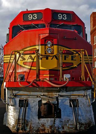 Trains & Railfanning
