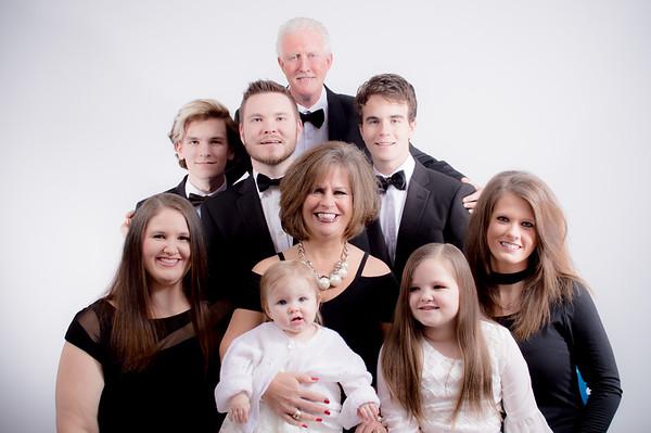 Dr. Kim Family Portraits