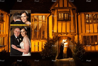 Alison and Stephen at Cain Manor