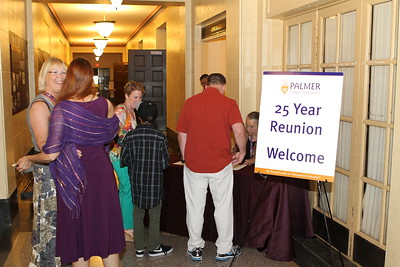 25 Year Reunion-Aug 9th 2012