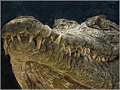 Reptiles: Crocodiles and alligators