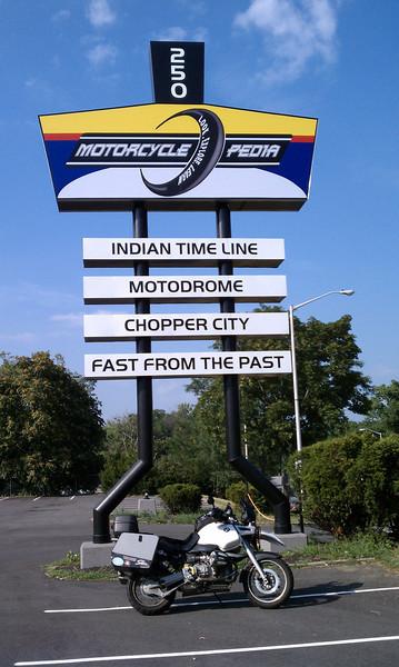 Motorcyclepedia July 23-25, 2011
