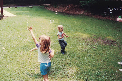 June 1987 West Virginia Trip