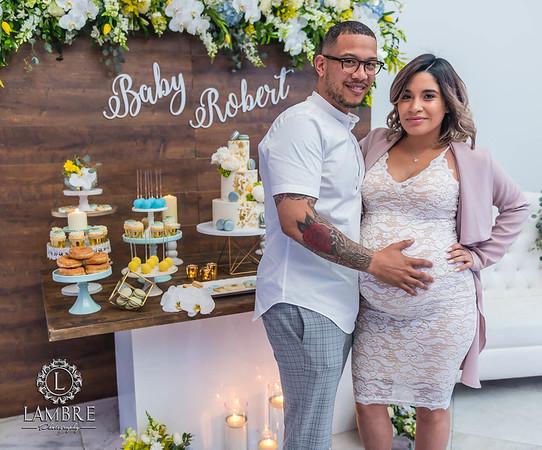 Vanessa & Robert baby shower