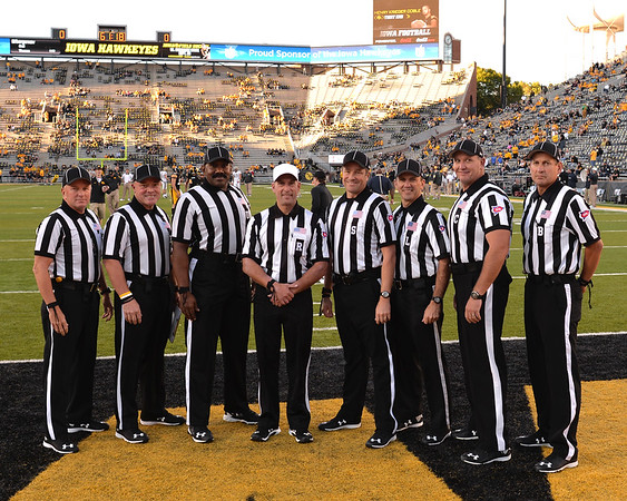 2015 Officials - Iowa vs Pitt