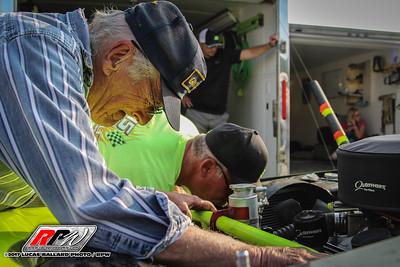 Lebanon Valley Speedway - 8/26/17 - Lucas Ballard