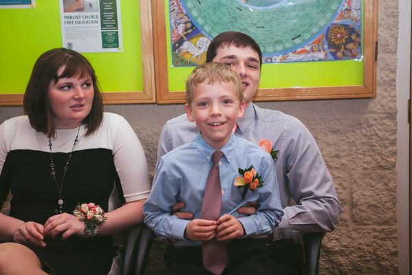 Moore Wedding Ceremony