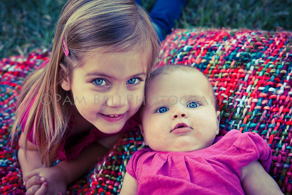 Zoe and Phoebe