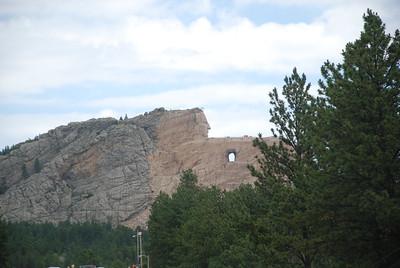 Crazy Horse Memorial. South Dakota. 2019