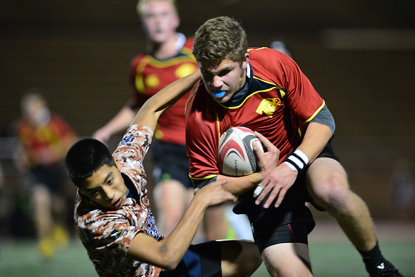 TP Rugby JV vs Del Norte, 1-16-15