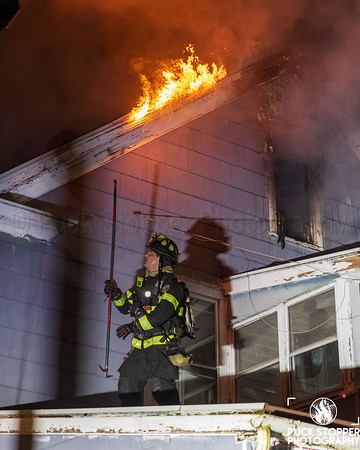 Dwelling Fire - 22 Texas St, Rochester, NY - 4/29/21