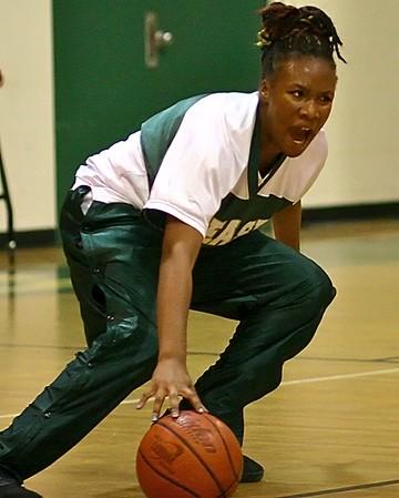Nease Girls' Basketball Senior Night vs Matanzas 1-21-09