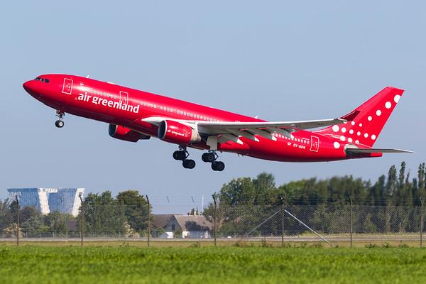 OY-GRN - Airbus A330-223