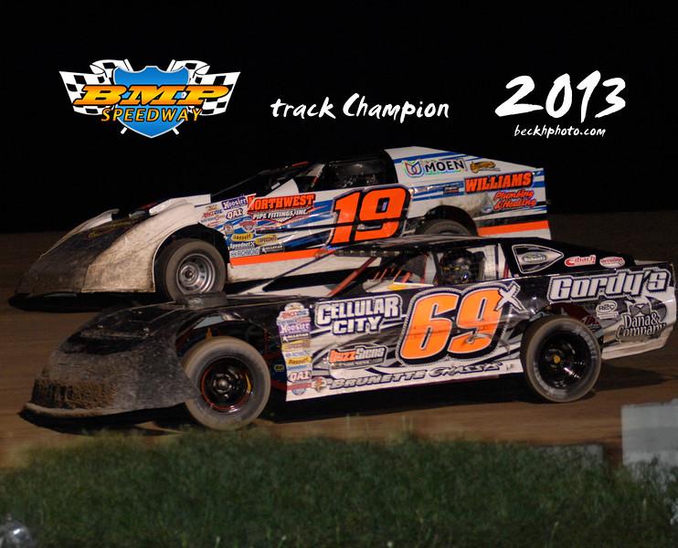 2013 Track Champion's