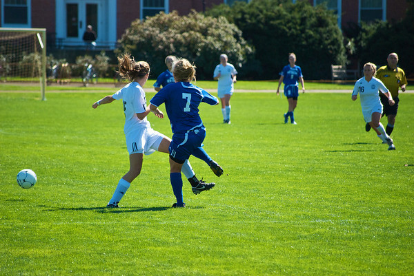 Gordon Women's Soccer 09/19/2009