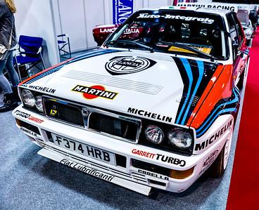 Race Retro 2016 - Static Show