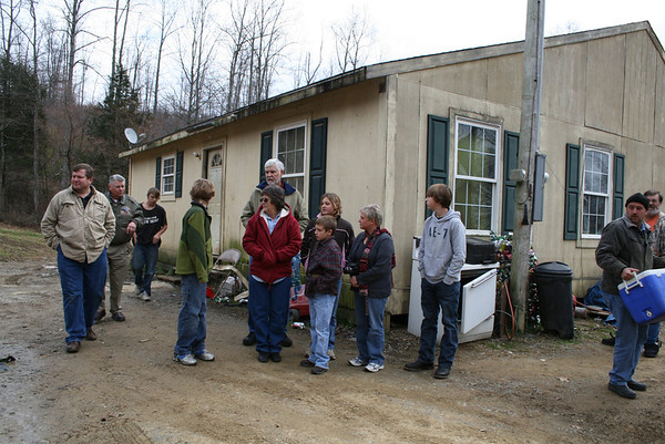 2011,  Lebanon visits Appalachian homes
