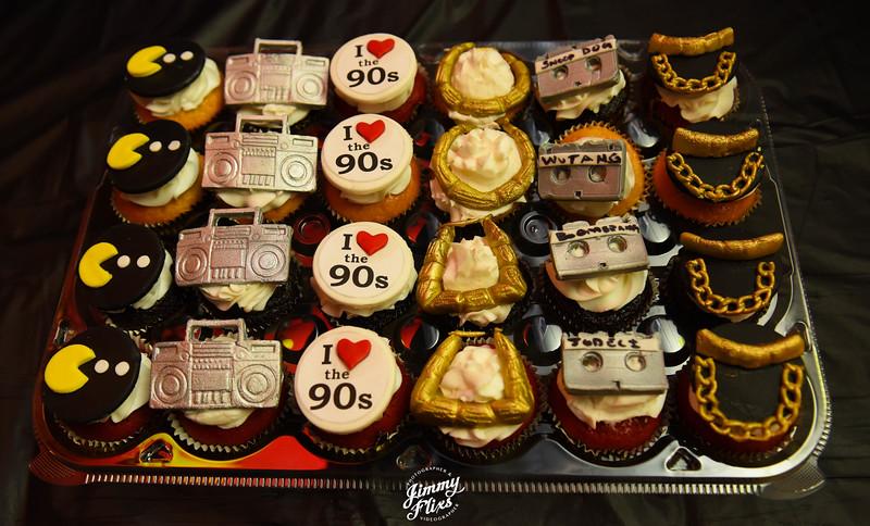 Kisha's Birthday Party 90's Theme