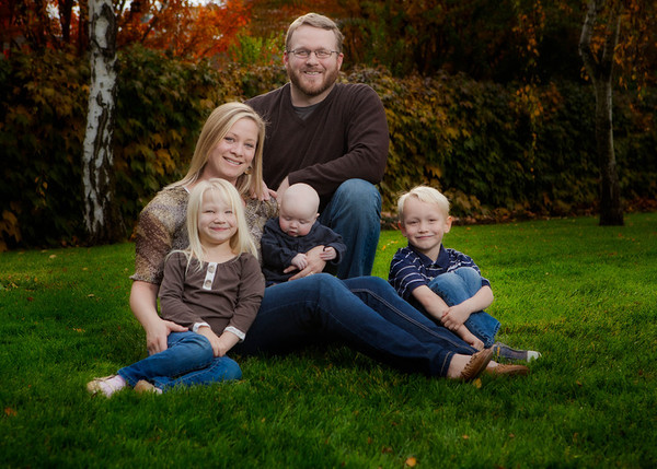 Close Family Portraits