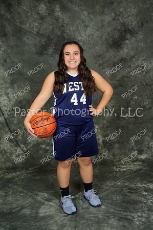 Girls Basketball Team and Individuals