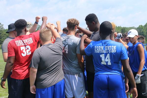 Football, Strength & Speed Camp - Day 3