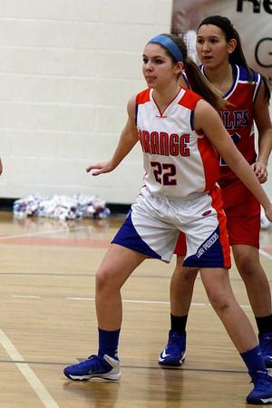 Orange Middle School Basketball 2/2015