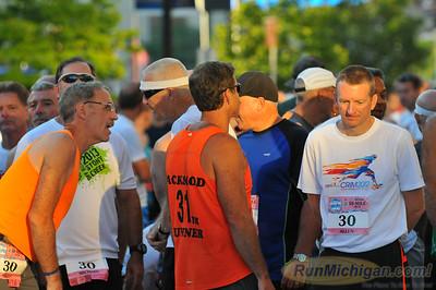 30 Year Runner Start - 2013 HealthPlus Crim Festival of Races
