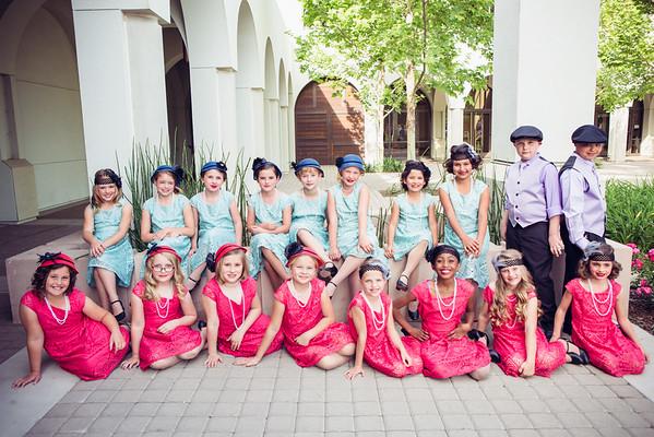 Dance Group Photos 2015