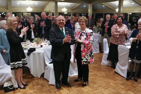 President and Mrs. Kerstetter's Retirement Celebration