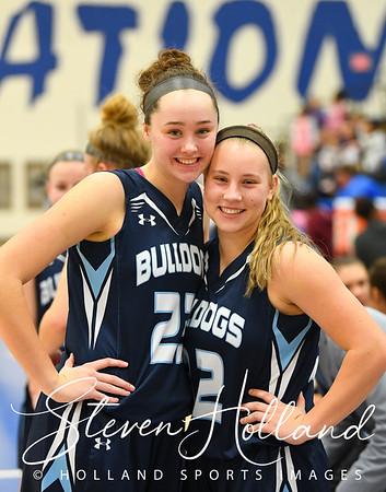 Basketball Girls Varsity - Stone Bridge vs Tuscarora 1.23.2018 (by Steven Holland)