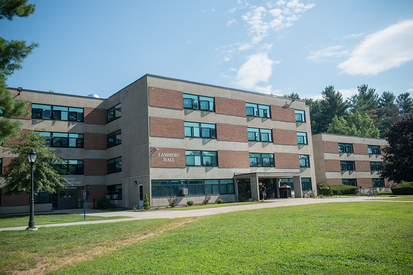 Lammers Hall, Sept. 2018