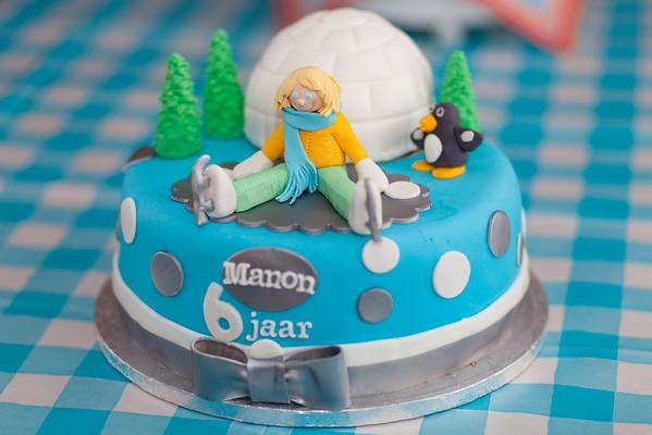 2012_Verjaardagstaart_Manon