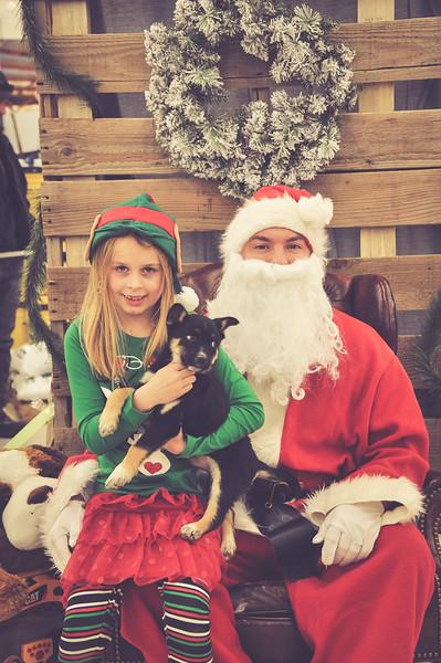 Paws and Santa Claus 2016