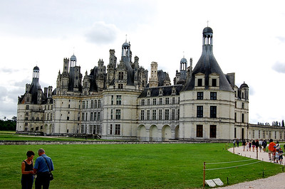Chateu de Chambord, France