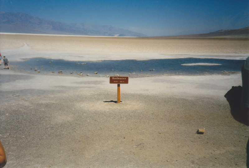 Badwater, Death Valley, California, USA