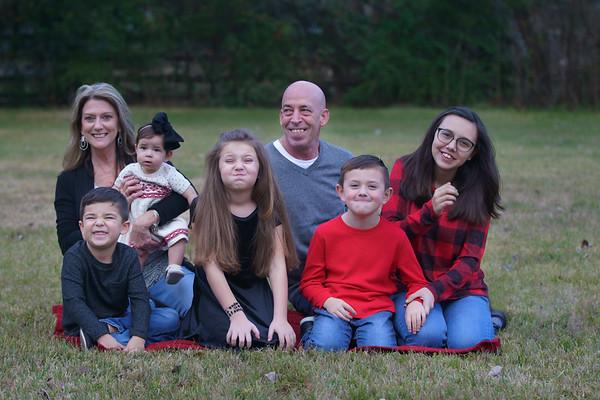 Holcomb Family Session - Dec 2020