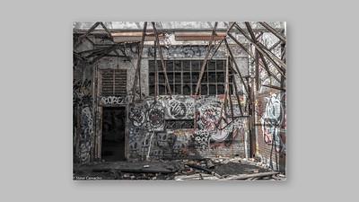 Montreal Graffiti Facory