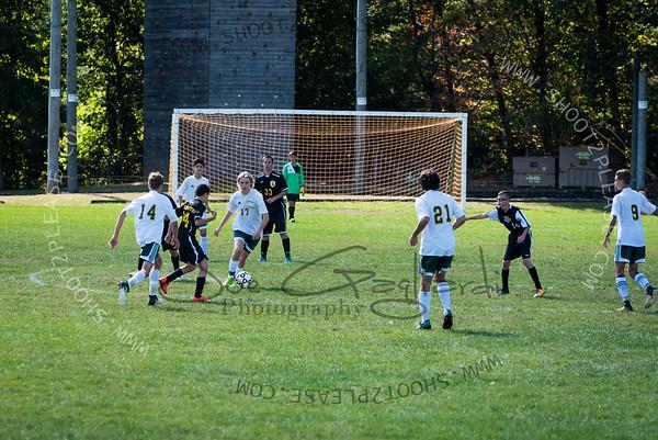 Oct 1 2017 - MK JV Soccer